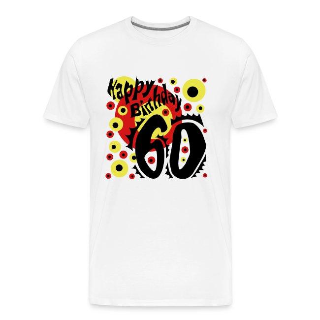 Birthday Shirt 60 Years