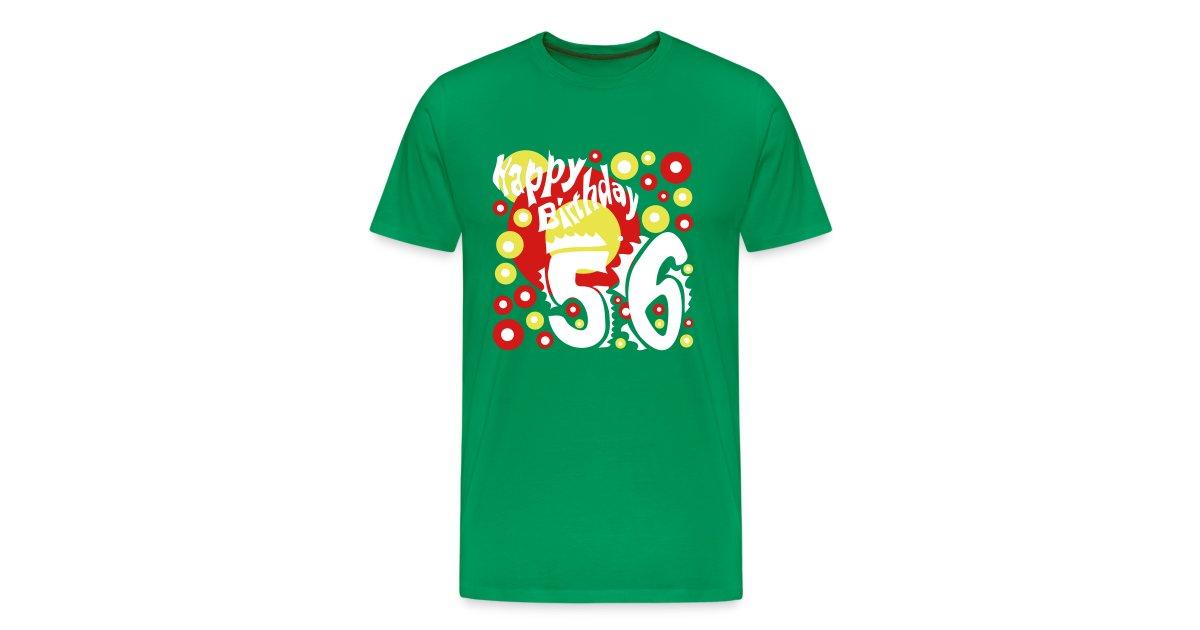 Birthday Shirt 56 Years