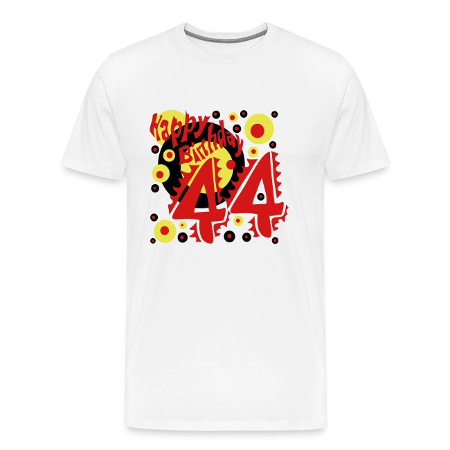Birthday Shirt 44 Years