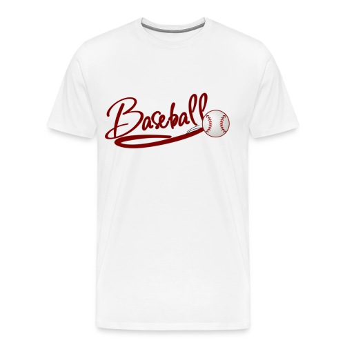 Baseball-Mens - Men's Premium T-Shirt