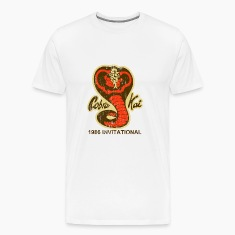 Natural Karate Cobra Kai  T-Shirts