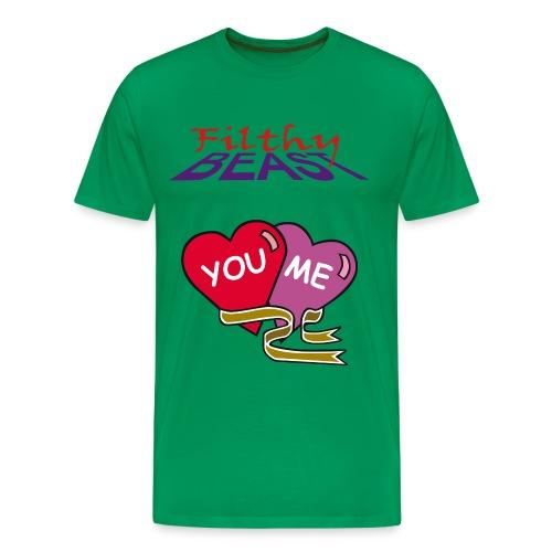 You and Me - Men's Premium T-Shirt