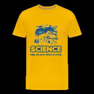 T-Shirts ~ Men's Premium T-Shirt ~ Science T-Shirt