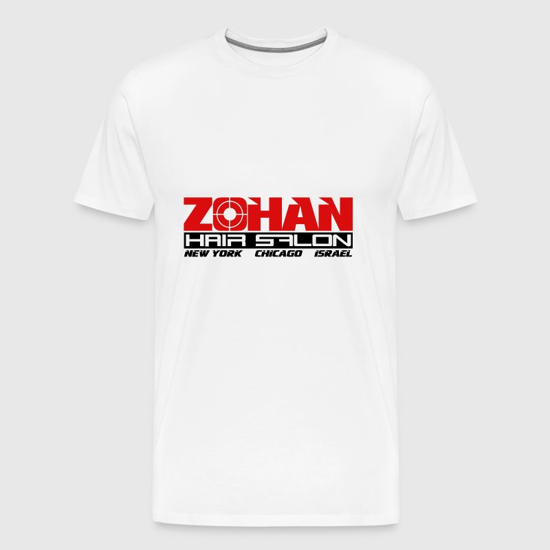 zohan hair salon t shirt spreadshirt