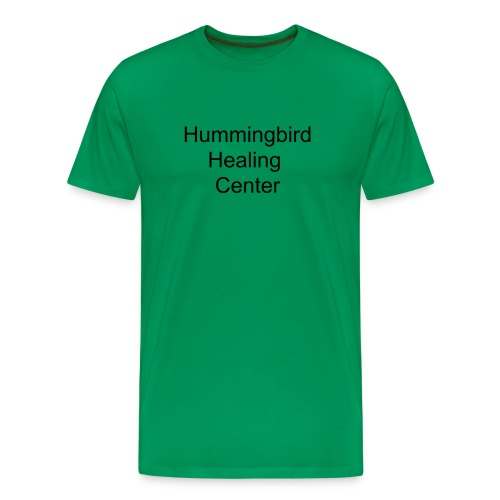 hummingbird T - Men's Premium T-Shirt