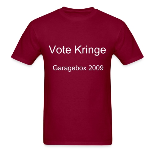 Kringe for President - Men's T-Shirt