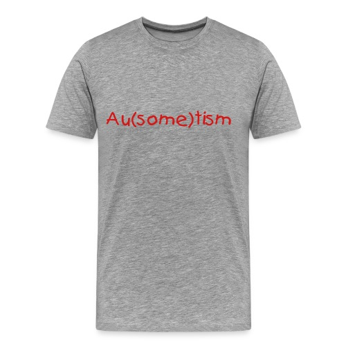 Au(some)tism - Men's Premium T-Shirt