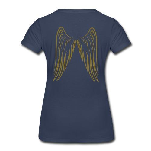 Plus Nvy Logo - Women's Premium T-Shirt