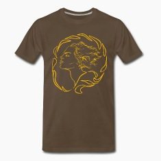 Chocolate Ancient Seal T-Shirts