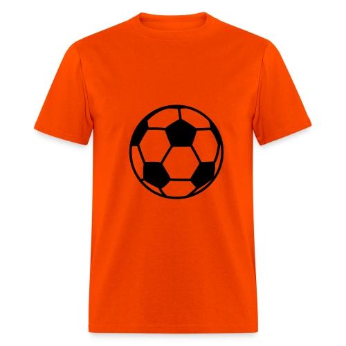 Soccer Ball - Men's T-Shirt