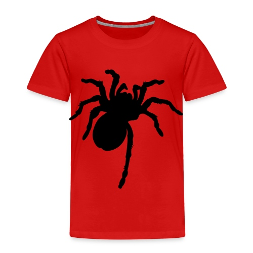 Halloween Spider Toddler - Toddler Premium T-Shirt