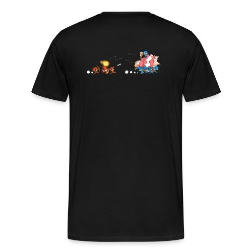 Fat Princess Cakey Please Shirt - Men's Premium T-Shirt
