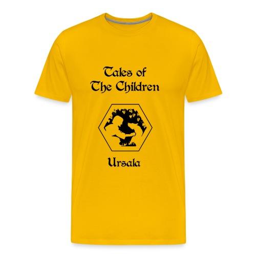 Tales of the Children - Ursala - Men's Premium T-Shirt