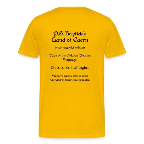 Tales of the Children - Doppin - Men's Premium T-Shirt