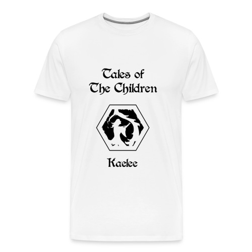 Tales of The Children - Kaelee - Men's Premium T-Shirt