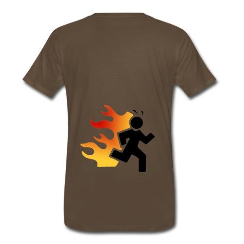 Ring of Fire - Men's Premium T-Shirt