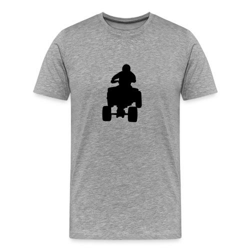 J'aime mon quad - Men's Premium T-Shirt