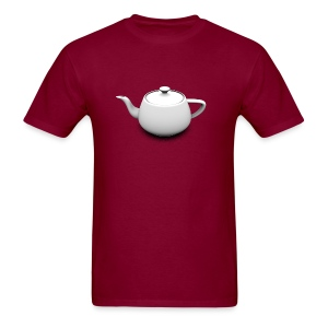 Utah Teapot  - Men's T-Shirt