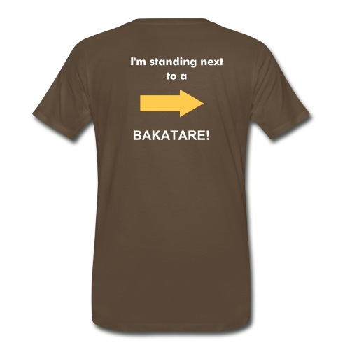 BAKATARE - Men's Premium T-Shirt