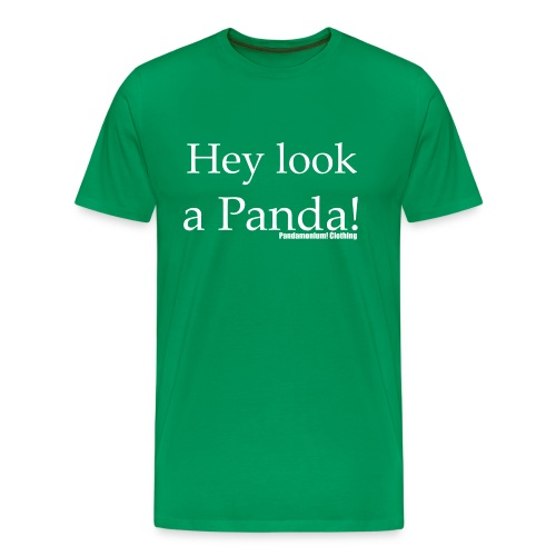 hey look! tee - Men's Premium T-Shirt