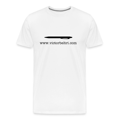 victorbeltri fan - Men's Premium T-Shirt
