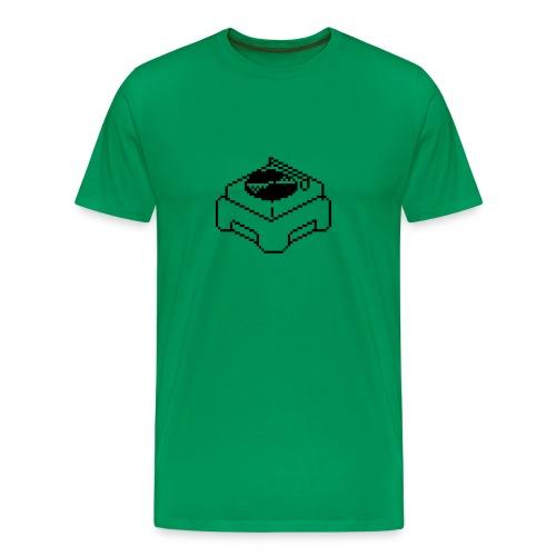 DJ for life - Men's Premium T-Shirt
