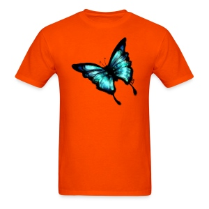 Butterfly - Men's T-Shirt