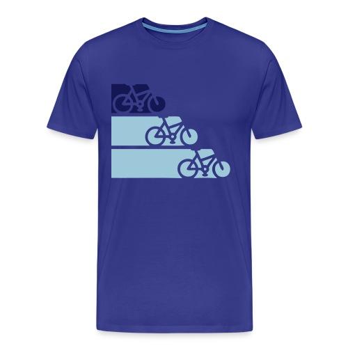 Bike Ride - Men's Premium T-Shirt