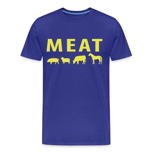 Meat Mens - Men's Premium T-Shirt