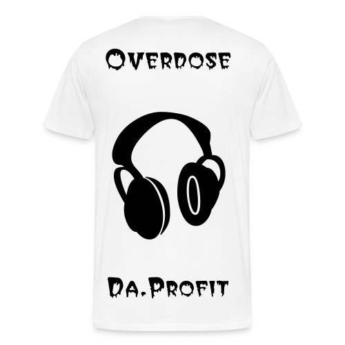 Worst Possible Outcome Da.Profit shirt. - Men's Premium T-Shirt