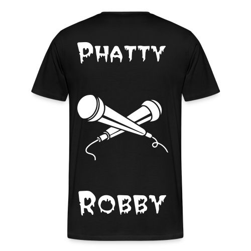 Worst Possible Outcome Phatty Robby shirt. - Men's Premium T-Shirt