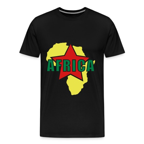 The mother land - Men's Premium T-Shirt