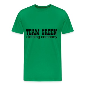 Team Green Clothing - Men's Premium T-Shirt