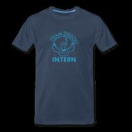 T-Shirts ~ Men's Premium T-Shirt ~ Intern Tee Orginal