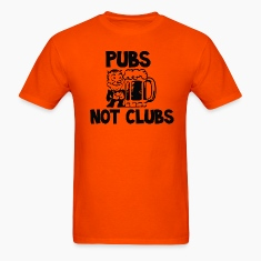 Pubs Not Clubs