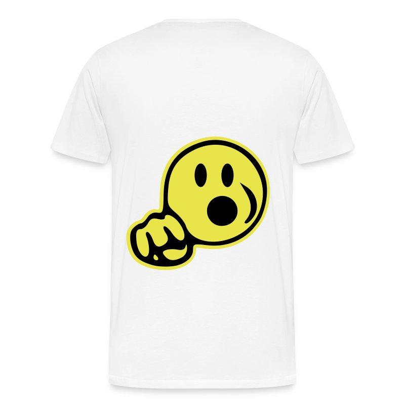 Smiley Blow - Men's Premium T-Shirt