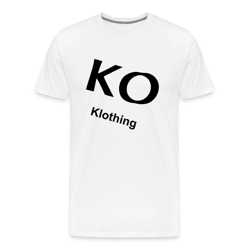 KO Klothing - Men's Premium T-Shirt