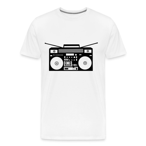 B-Boy Floor Work - Men's Premium T-Shirt