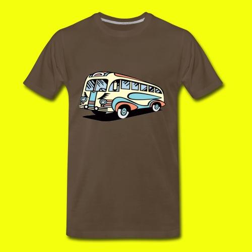 keeping it retro  - Men's Premium T-Shirt