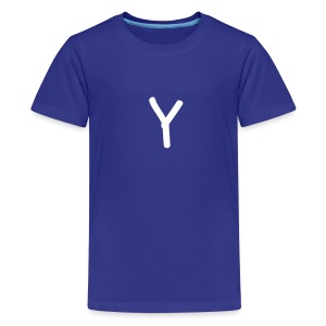 Y for Kids - Kids' Premium T-Shirt