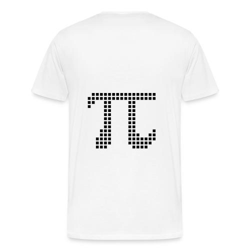 Pi Obsession - Men's Premium T-Shirt
