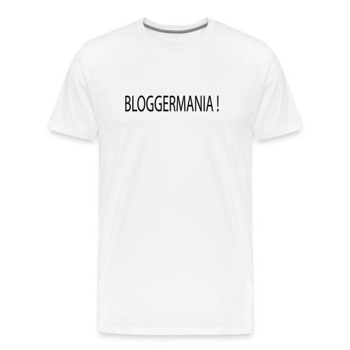 Bloggermania T-Shirt - Men's Premium T-Shirt