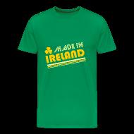 T-Shirts ~ Men's Premium T-Shirt ~ Made In Ireland T-Shirt