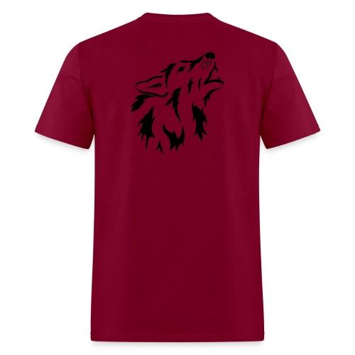 Team Cerberus (Burgandy) - Men's T-Shirt