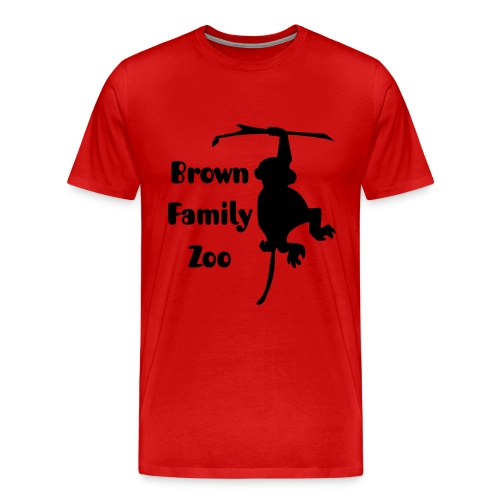 Family Zoo - Men's Premium T-Shirt