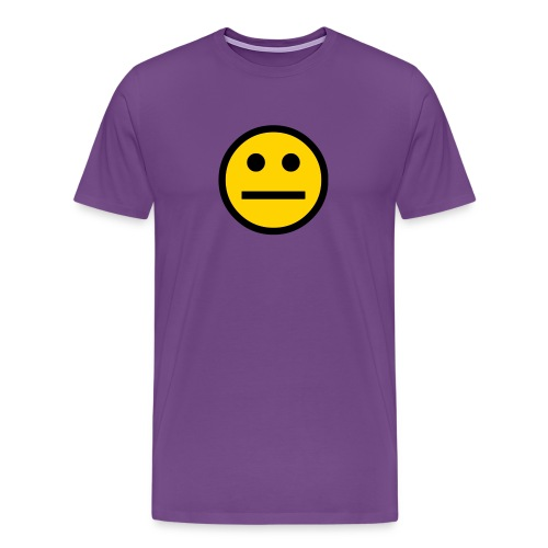 Why should I smile? - Men's Premium T-Shirt