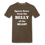 T-Shirts ~ Men's Premium T-Shirt ~ Belly of the Beast