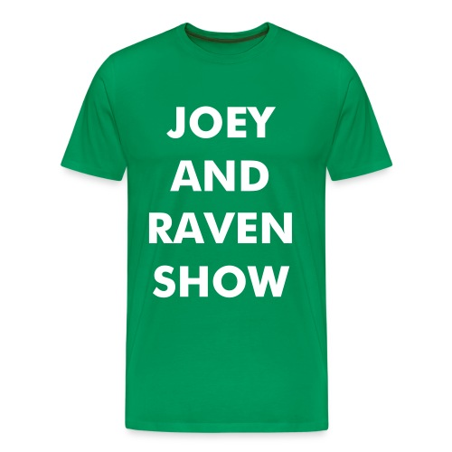 Official Joey and Raven Shirt - Men's Premium T-Shirt