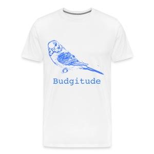 Budgitude T-shirt - Men's Premium T-Shirt