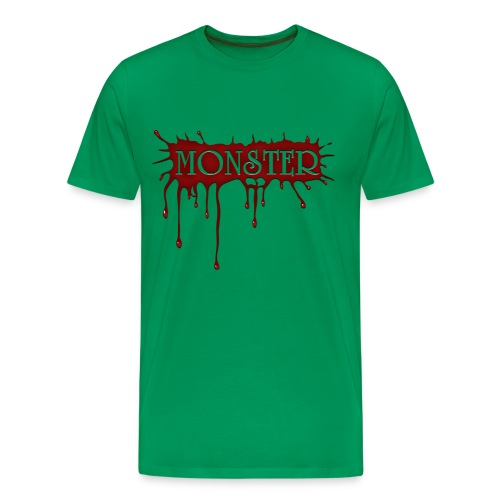 monster - Men's Premium T-Shirt